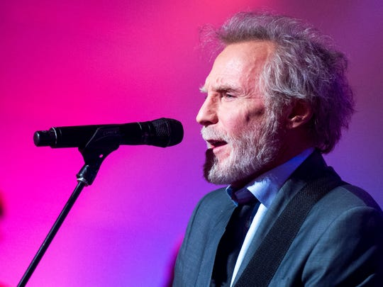 JD Souther performs during Skyville Live, Wednesday,