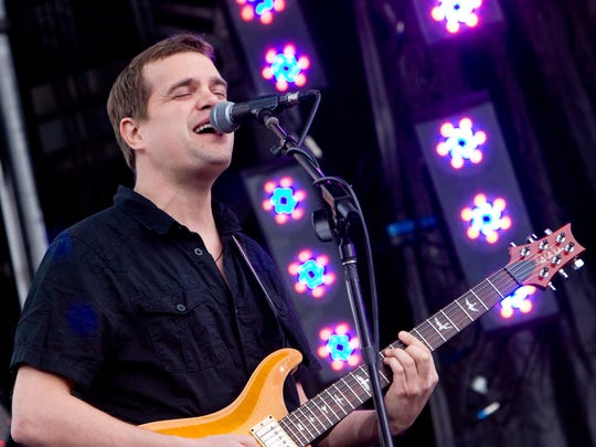Brendan Bayliss will perform with Umphrey's McGee on Aug. 5 at the Farm Bureau Insurance Lawn at White River State Park.