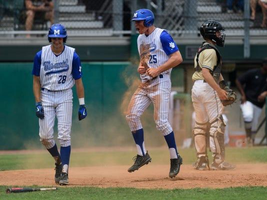 3 Memorial Sectional Baseball Champs