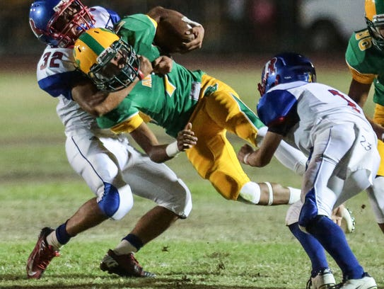 Coachella Valley keeps the bell after beating Indio