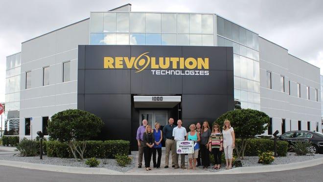 Keep Brevard Beautiful honors Revolution Technologies for aesthetic endeavors