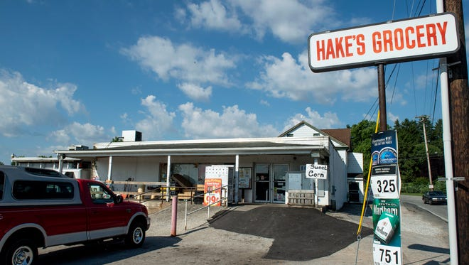Hake's Grocery, in Dover Township, has been locally owned and operated for the past 53 years. The property is currently up for sale.