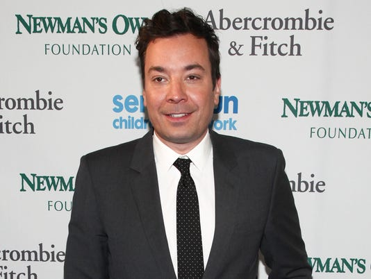 AP BOOKS-JIMMY FALLON A ENT FILE USA NY