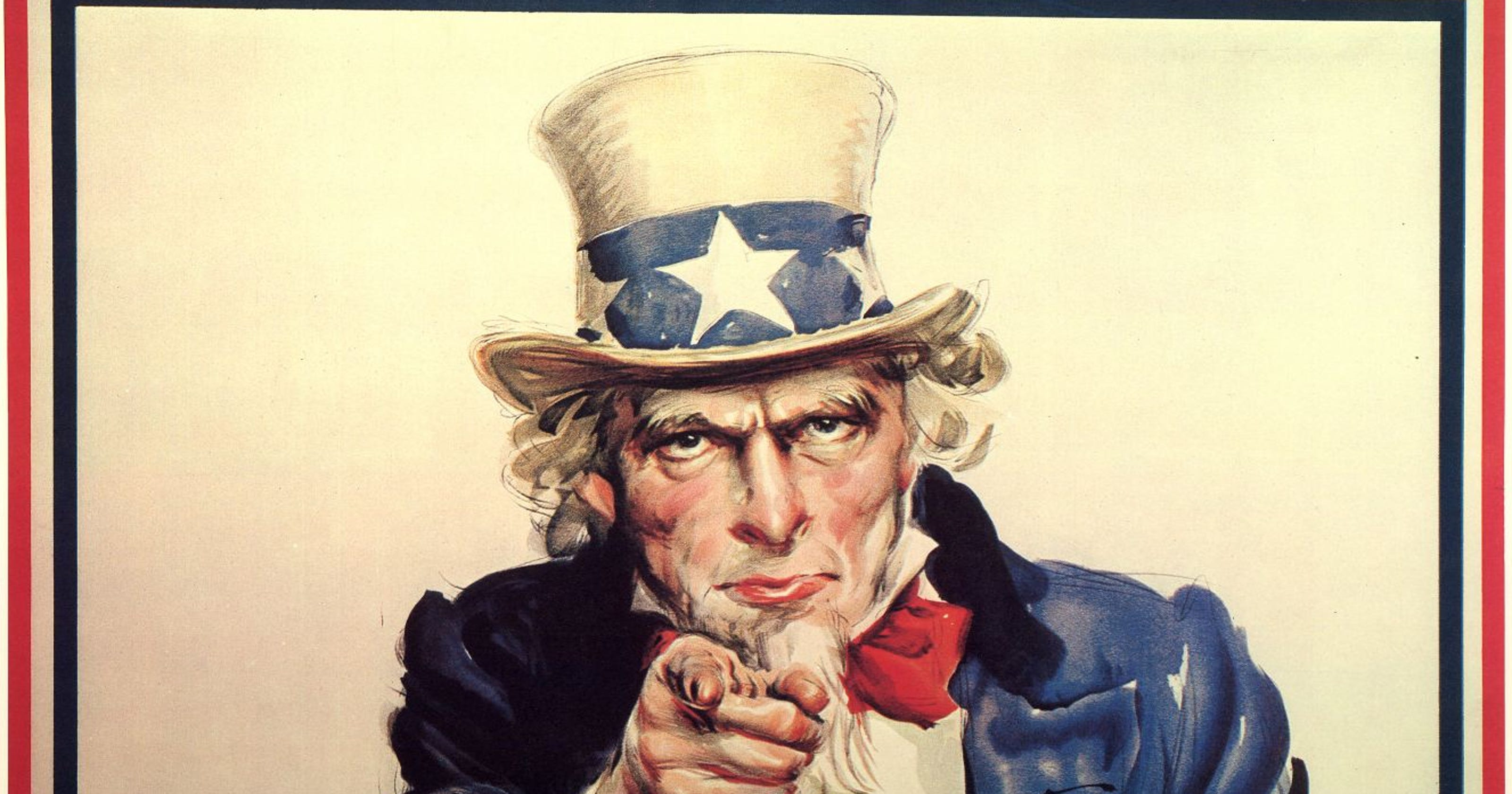 what s the deal with uncle sam
