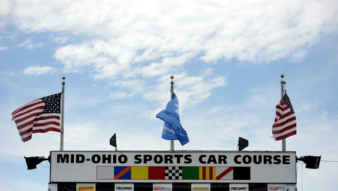 Mid-Ohio Sports Car Course welcomed the NASCAR Xfinity Series for the third annual Nationwide Children's Hospital 200 Saturday afternoon