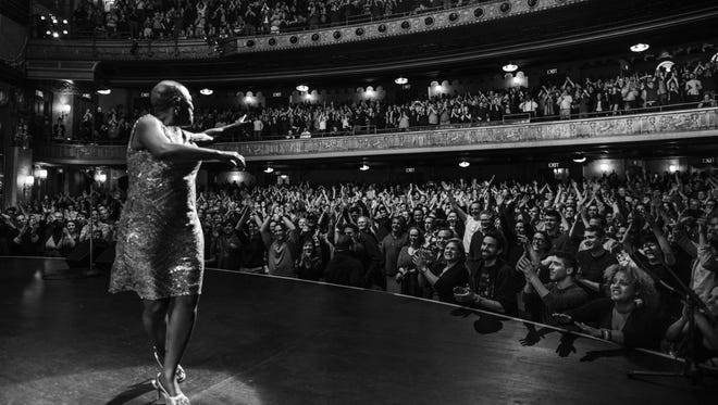 """The documentary """"Miss Sharon Jones!"""", to be shown at Glimmerglass Film Days, chronicles the singer's cancer diagnosis and return to performing."""