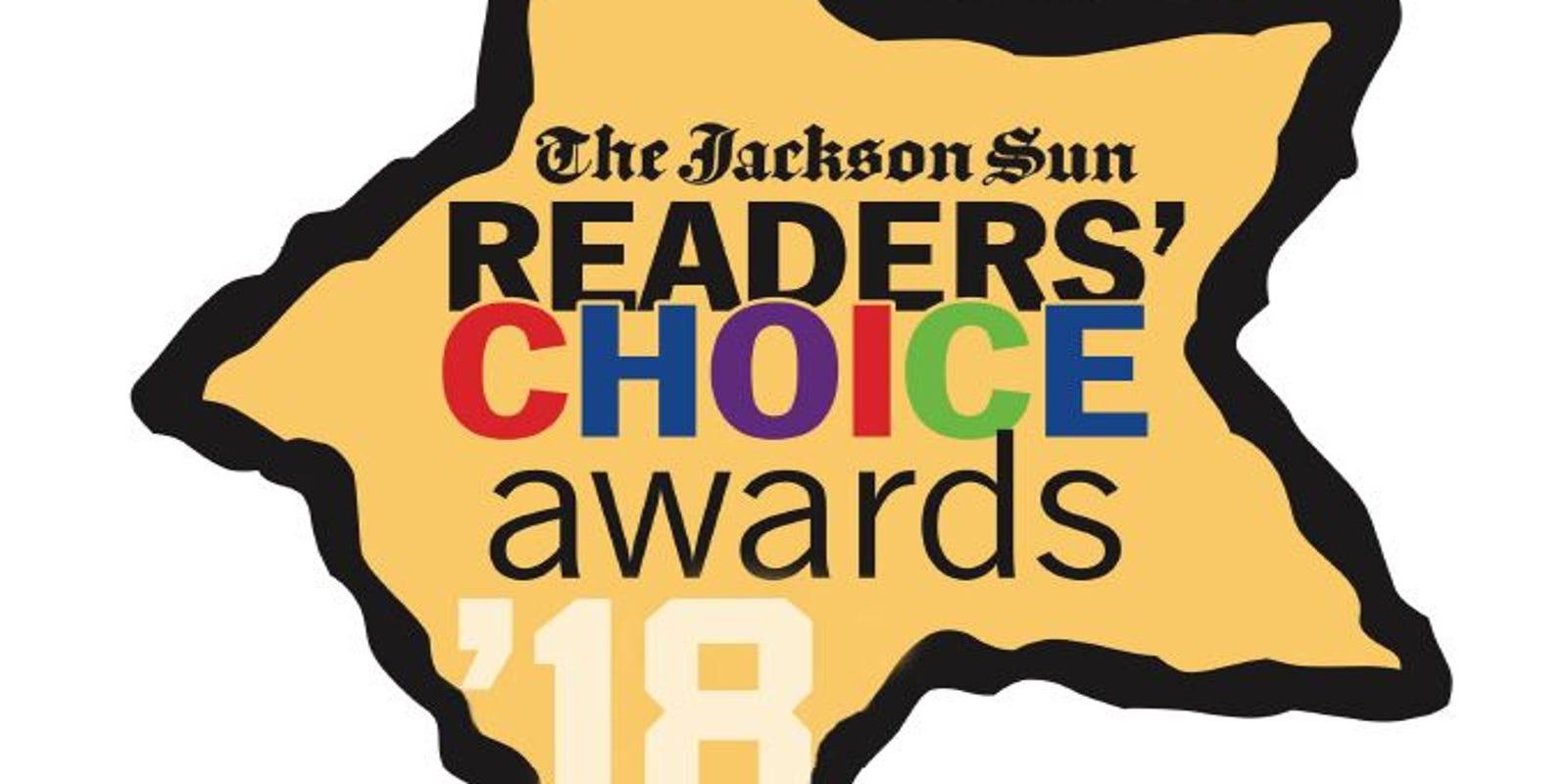 Jackson Sun Readers Choice Winners