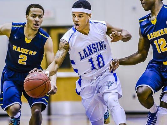 Lansing Community College vs Grand Rapids Community College Men's Basketball