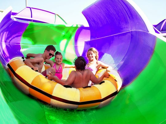 The Big Kahuna can be found at Nashville Shores.