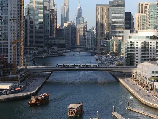 Mideast Travel Trip Neighborhoods Dubai (11)