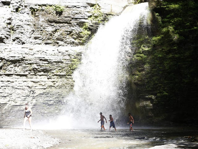 OUT THERE: Cool off at natural water spots
