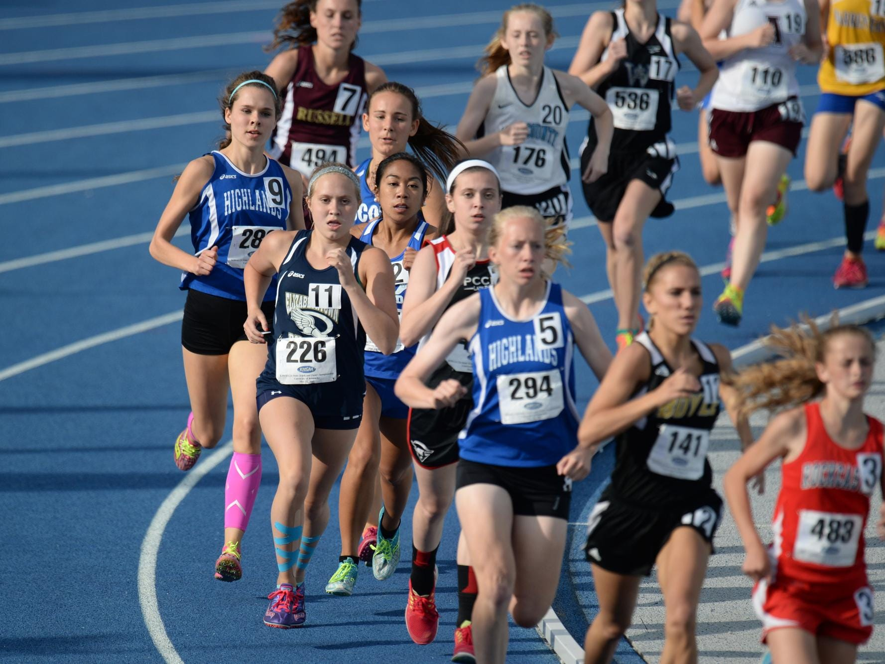 The study notes that some high school athletes spend more than 18 hours a week participating in sporting activities, and many participate in multiple sports at the same time.