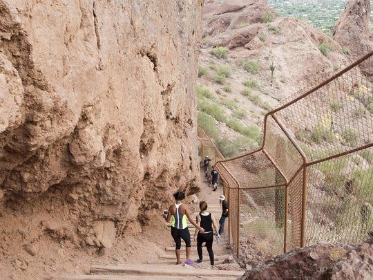Paradise Valley residents are concerned with hiker safety on the Echo Canyon Trail because of a lack of signage to mark the trail as well as signs showing how difficult the hike is for inexperienced hikers or visitors to the area.
