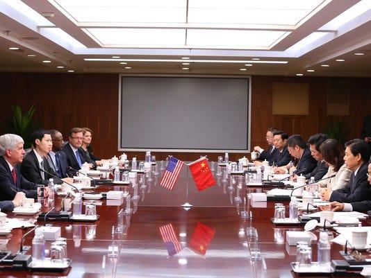 NRO chinese investment