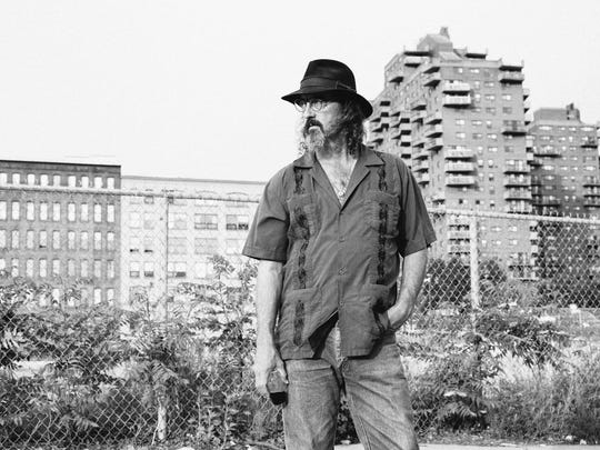 James McMurtry performs Wednesday at Duling Hall.