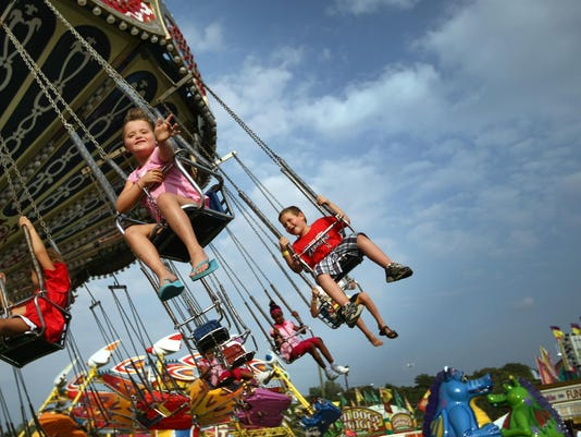 State Fair opens today