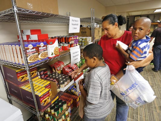 LAF Oakland Food Pantry