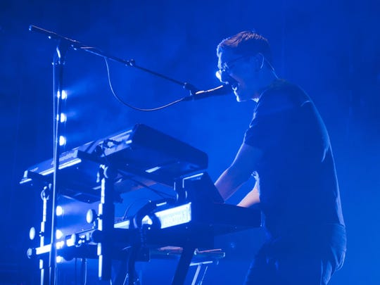 Gus Unger-Hamilton will perform with Alt-J on Sept. 19 atWhite River State Park.