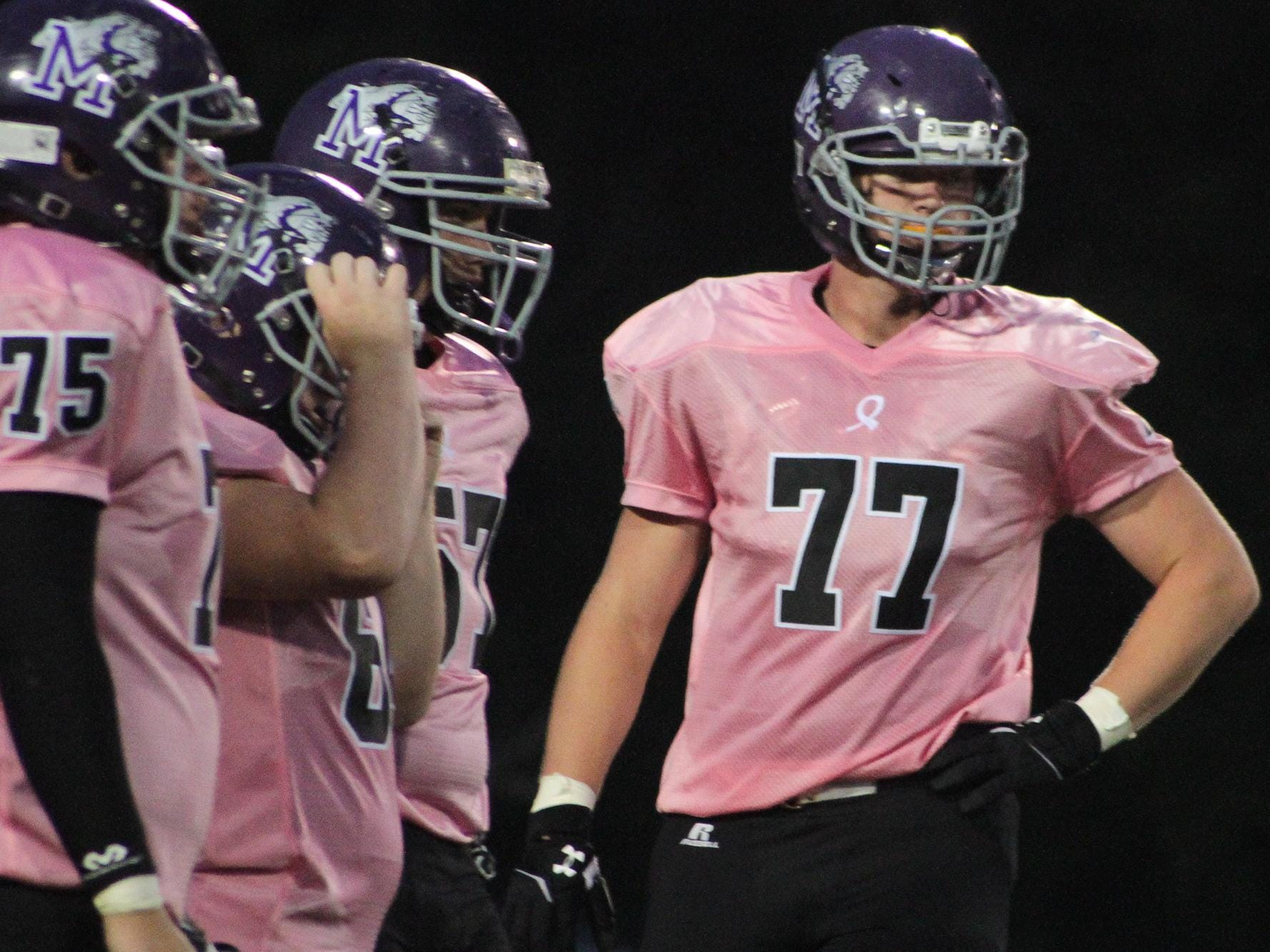 Milan's Jacob Rimmer has two NCAA Division II offers for college — Vanderbilt and Miami.