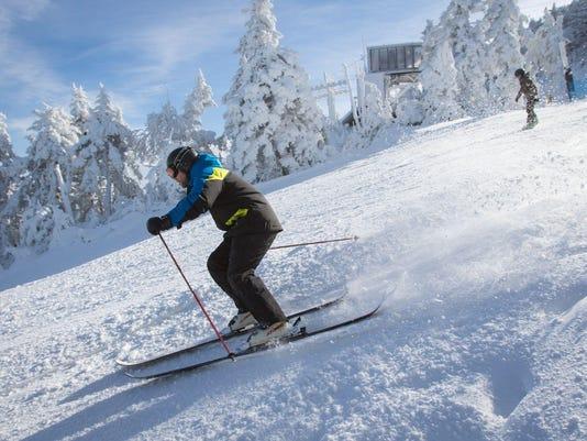 Ski Season-New England