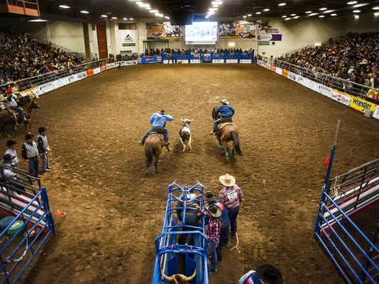 Friday Pro Rodeo