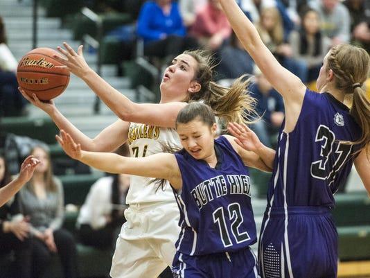 CMR v Butte Girls' Basketball