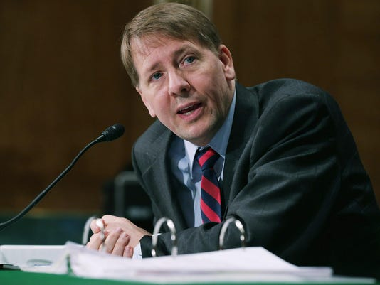 Consumer Financial Protection Bureau Director Cordray Testifies To Senate On Bureau's Semi-Annual Report