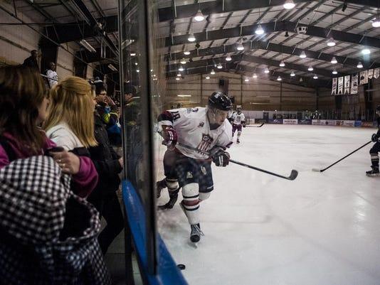 Hockey Great Falls Americans v Yellowstone
