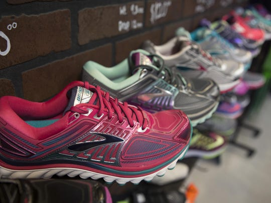 "Good workout sneakers are ""lightweight and light fitting,"""