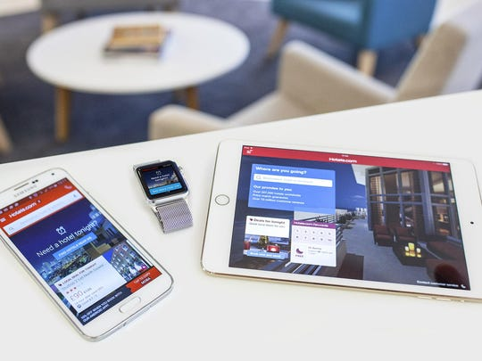 Available in nearly 40 languages, Hotels.com offers a clean user-interface (including maps, directions, and voice destination search), Apple and Android smartwatch support, a 24/7 call center from within the app should you need it, weather and currency conversion information and more.
