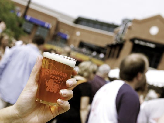 Bayshore Town Center hosts the Wisconsin Beer Lovers Festival Saturday.