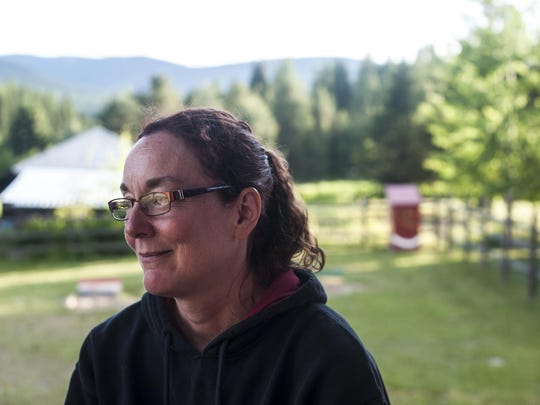 """Gwen Allen, Yaak River Tavern owner, said the summer are busy, with the population doubling and fun events. """"A lot of people don't last here in the remoteness,"""" she said, """"It is isolated, but we enjoy that."""""""