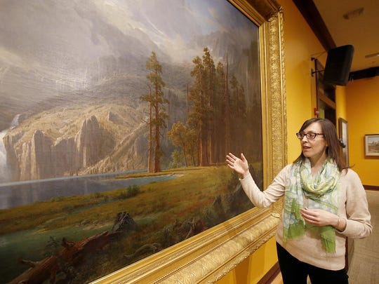 "The Rockwell Museum Curator of Collections Kirsty Harper Buchanan explains the importance of Albert Bierstadt's ""Mount Whitney"" to the museum's collection."