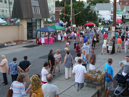 The Gusto Italian Festival took place in August on Endicott's North Side.