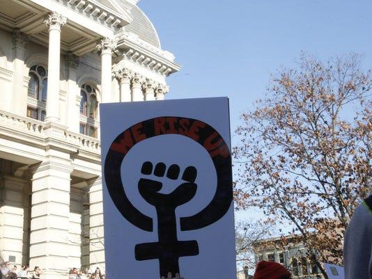 LAF Lafayette Women's March