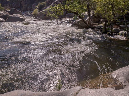 Third river fatality in Sequoia National Park