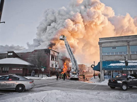 Ironwood Fire