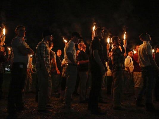 Confederate Monument-Protest