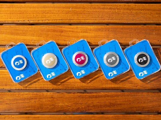 New wearable medallions get Carnival's passengers what they want, when they want it
