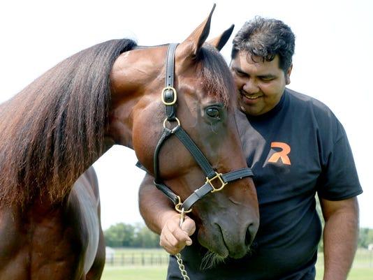 Hambletonian Horse Racing
