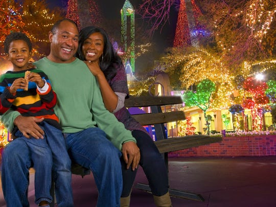 Holiday in the Park has festive fun for the entire family to enjoy.