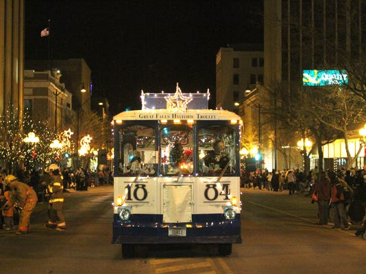 trolley tours