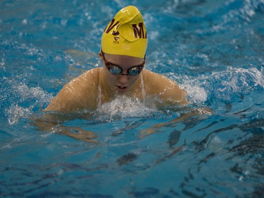North Central Conference Swimming and Diving Meet