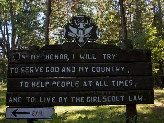 Girl Scout Camp Auction (4)