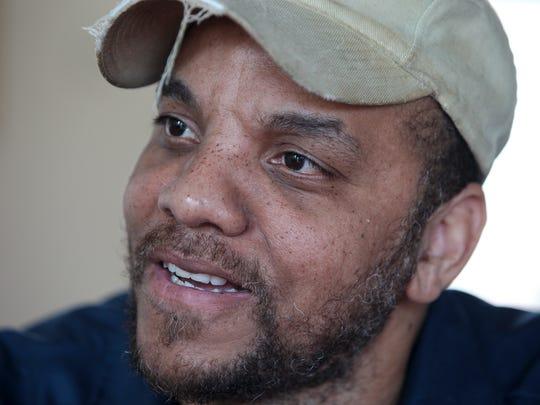 Kerry Porter spent 14 years behind bars. Dec. 21, 2011