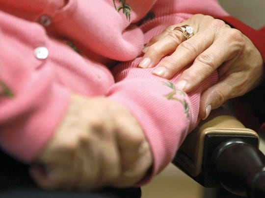Many caregivers report their greatest stressor comes