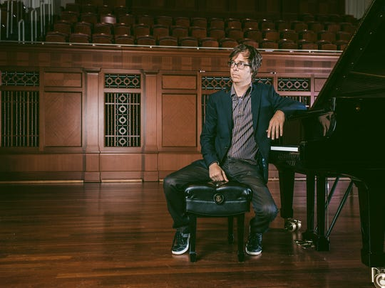 Ben Folds sits on the board for the Nashville Symphony and recently did a solo show to benefit the Nashville Ballet.