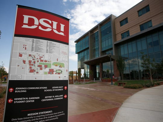 Dixie State University, Holland Centennial Commons.