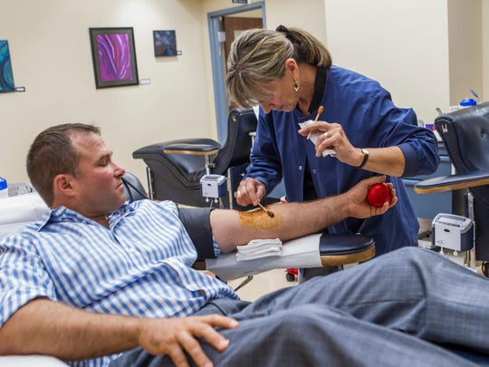 The Blood Bank of Delmarva is joining other blood centers across the country to collect plasma donations from people who have recovered from COVID-19 in order to treat patients with advanced coronavirus infections.