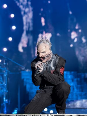 Slipknot are among the headliners for Rock Fest in Cadott.